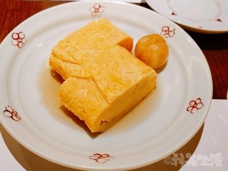 恵比寿 米福 土鍋ごはん コース料理 玉子焼き