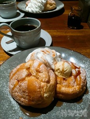 日比谷シャンテ パンケーキ スフレパンケーキ She カフェ レストラン
