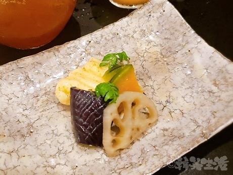 銀座 魚勝 コース料理 ペアリング 日本酒 穴子