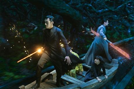 映画 神と共に 韓国映画 ハ・ジョンウ チュ・ジフン チャ・テヒョン