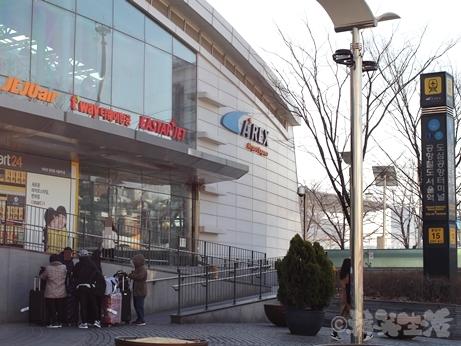 韓国グルメ キンパ 海苔巻き ソウル駅 朝食 アボカドキンパ ソウルチョムシム