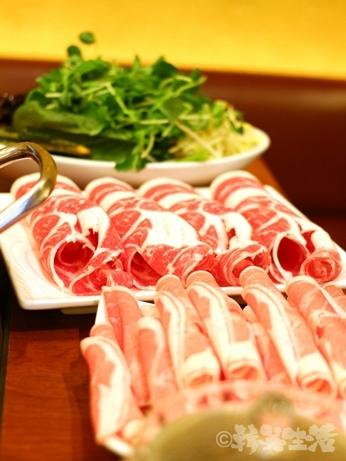 赤坂 火鍋 小肥羊 羊肉