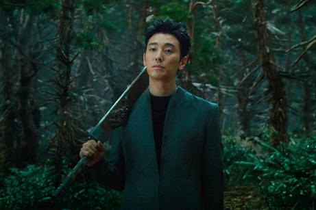 映画 神と共に 韓国映画 ハ・ジョンウ チュ・ジフン