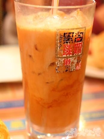 香港 金華冰廳 旺角 ミルクティー