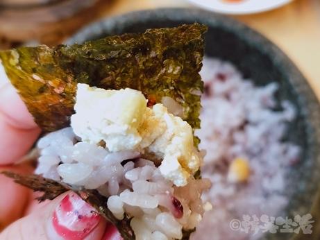 韓国グルメ 東大門 朝食 チゲ メットルスンドゥブ エゴマスンドゥブ
