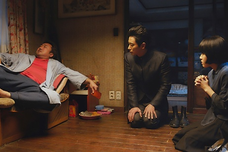 韓国映画 神と共に 因と縁 日本公開 ハ・ジョンウ チュ・ジフン