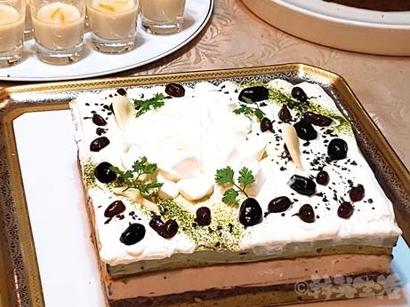 パーティ ケーキ