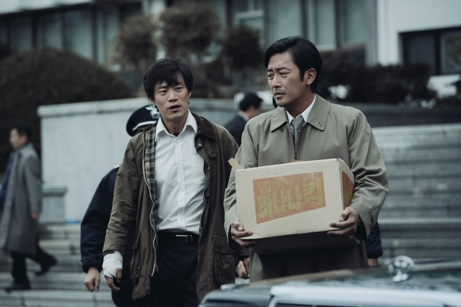 韓国 映画 1987 民主化