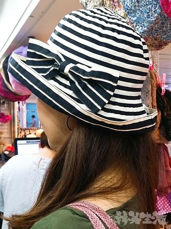 ソウル 東大門 買い物 帽子