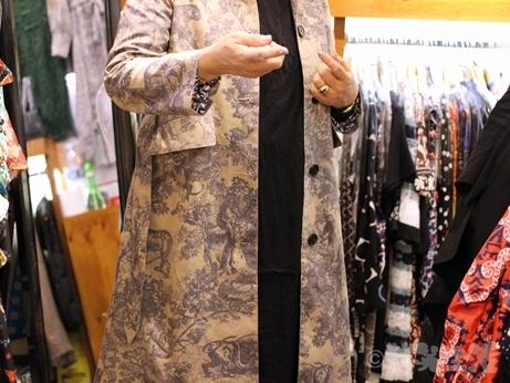 ソウル 買い物 洋服 GOTOMALL 高速ターミナル ワンピ Dior