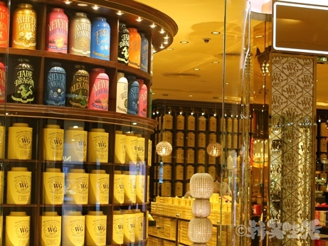 TEA WG 紅茶 香港 中環