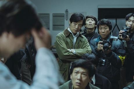 韓国映画 1987 民主化 パク・ジョンチョル
