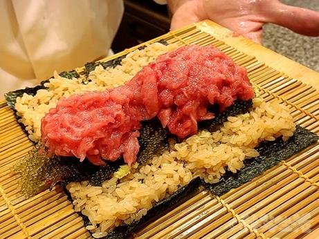 四ツ谷 四ツ谷三丁目 寿司 やす秀 後楽寿司 マグロ