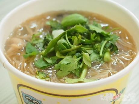 台湾グルメ 麺線 丁記蚵仔麺線 阿宗麺線 牡蠣