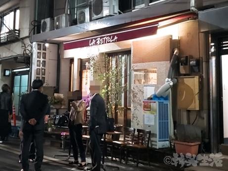 ラ・ベットラ・ダ・オチアイ 銀座 落合シェフ イタリアン ディナー
