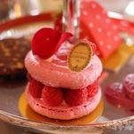 銀座 ラデュレ ランチ ケーキ