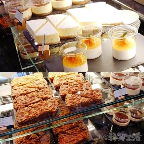 ポスコセンター 江南 カフェ レストラン街 テラロサコーヒー