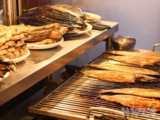 ソウル 東大門 焼き魚 水曜美食会