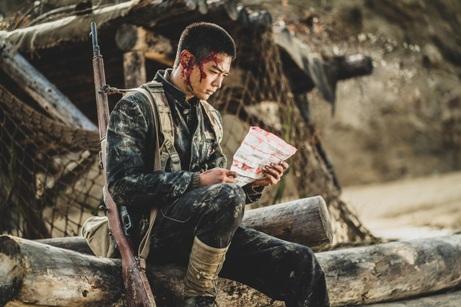 映画 長沙里 韓国映画 朝鮮戦争 SHINee