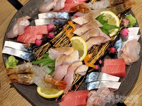 目白 池袋 グルメ 千の恵み ノドグロ のどぐろ寿司 刺身 激ウマ