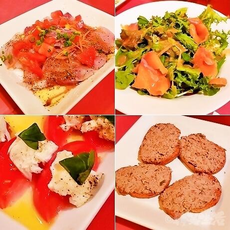 水道橋 ビバーチェ うにパスタ イタリアン コース料理