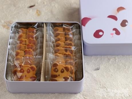 香港土産 奇華餅家 パンダクッキー お土産