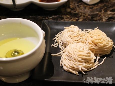 六本木 シャングリラズ キノコ きのこ麺