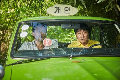 映画 韓国 タクシー運転手 光州事件