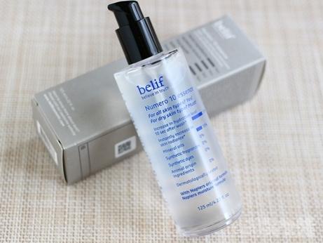 韓国コスメ ビリーフ 洗顔後 美容液