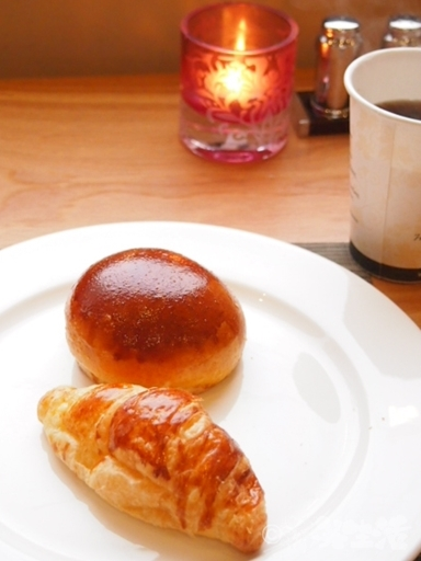 ドロスホテル(ドゥロスホテル)朝食