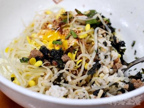 東大門 朝食 美味しい 食堂 もやしご飯 チャジャンパプ 24時間