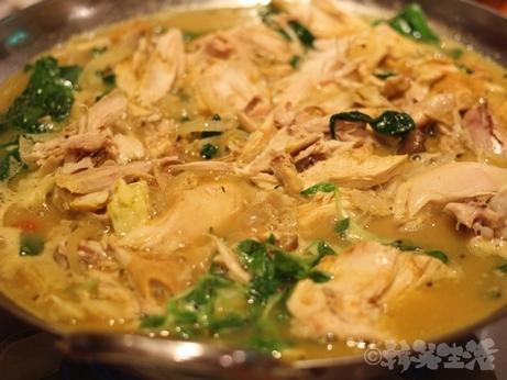 恵比寿 ネパール料理 クンビラ 丸鶏