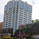 台湾旅行 ホテル 三徳大飯店 サントスホテル 民権西路