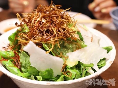 にくがとう 三田 焼肉 サラダ