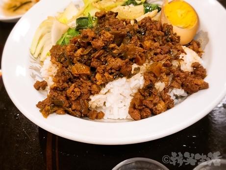 台湾料理 御徒町 仲御徒町 新竹 魯肉飯