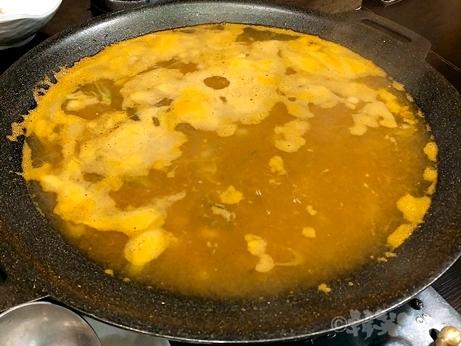 火砲食堂 ファポ食堂 味噌チゲ リゾット