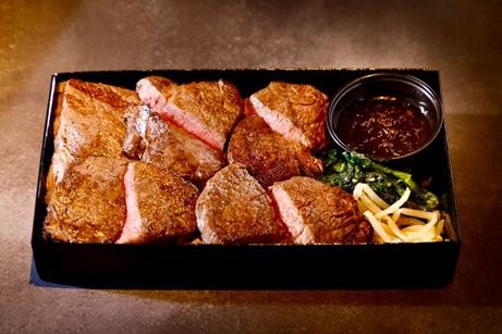 新進気鋭 焼き肉 シャトーブリアン テイクアウト