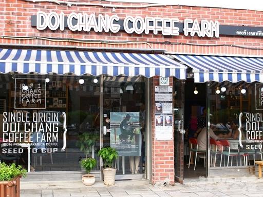 水原 ドイチャンコーヒー タイ