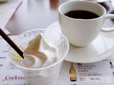 東京ドームホテル リラッサ 北海道フェア ランチブッフェ ソフトクリーム