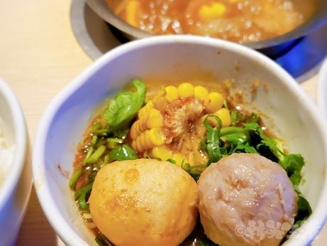 台湾グルメ 一人鍋 松江南京 犇鱻涮涮鍋 しゃぶしゃぶ 食べ放題