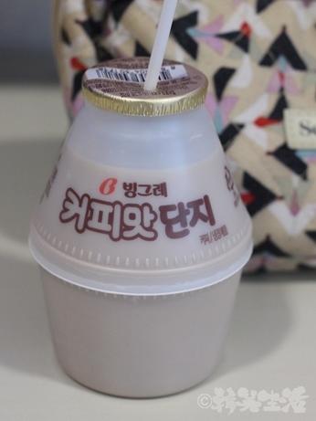 ピングレ 韓国 コンビニ バナナ牛乳