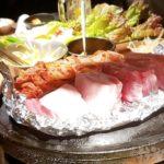 韓国料理 赤坂美豚 サムギョプサル チーズタッカルビ 芸能人 美豚