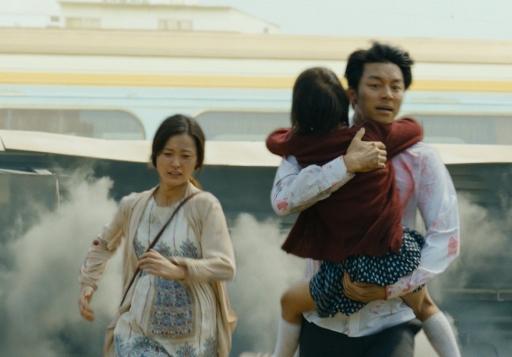 映画 新感染 釜山行き コン・ユ