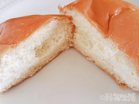 弘大入口 クリームパン FUHAHA プハハクリームパン 塩クリーム ヨーグルトクリーム