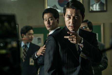 韓国映画 ザ・キング チョ・インソン チョン・ウソン