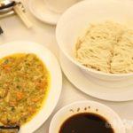 香港 湾仔 留園 蟹味噌麺