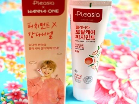 韓国旅行 韓国土産 K-POP アイテム Wanna One ハミガキ