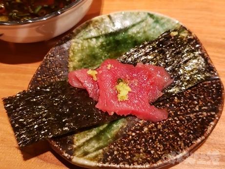 恵比寿 代官山 日本酒 秀治郎 コース マグロ