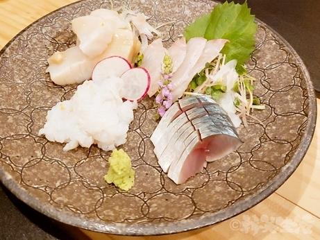 銀座 人気店 魚勝 コース 刺身
