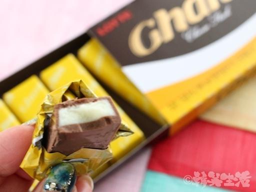 ガーナ チーズ チョコ